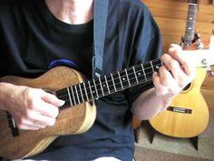 EZ Ukulele Fingerpicking Blues Lesson - Free TAB - YouTube