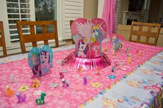 My Little Pony Birthday Party - Friendship is Magic
