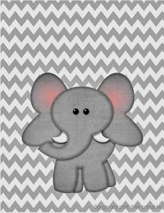 Giggle and Print: Nursery Art with Grey Chevron Background- FREE PRINTABLES!!!