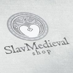 Logo dla Sklepu Slav Medieval Shop - rekonstrucja odzieży historycznej