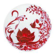 Mandala/Phoenix/Lotus circular tattoo
