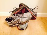Brooks Beasts have helped me keep on track and stopped my knees from knocking into each other!