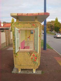 Graeme Richards bus stop.