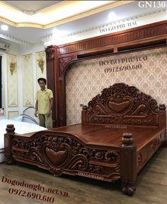 Wardrobe Design Bedroom, Bedroom Bed Design, Bedroom Furniture Design, Wooden Front Door Design, Wood Bed Design, Horse Themed Bedrooms, Bed Designs With Storage, Carved Beds, Wood Bedroom Sets