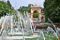 Bürgerpark Pankow Berlin