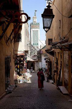Medina, Fez - Morocco