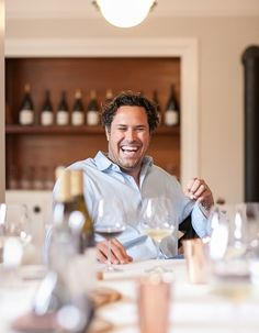 Sonoma Valley Extended Family, Kenneth Juhasz of Auteur Wines.