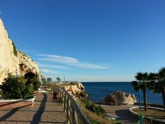 La cala del moral Moral, Beach, Water, Outdoor, Wonderful Places, Calla Lilies, You Are Awesome, Cities, Gripe Water