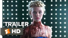 The Neon Demon Official Trailer #1 (2016) - Elle Fanning, Keanu Reeves H...