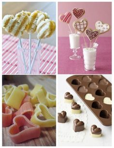 I Heart Food #heart #sweets #food www.loveitsomuch.com