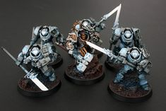 Image result for awesome grey knight paint scheme