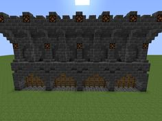 wall designs pt 2 Minecraft Project Minecraft Building Ideas