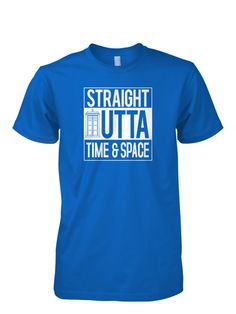 Straight Outta Time and Space