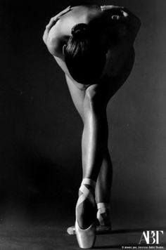 ABT - American Ballet Theatre The art of the dance. BW Photography