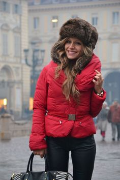 Say Yes To Fur Hats This Winter