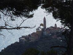 Cervo  (Liguria), Italy