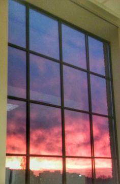 #sky #morning #lodz #6:00am
