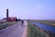 The Fens of Northern Cambridgeshire - where I grew up.