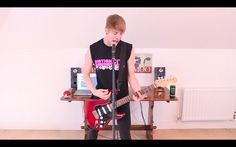 American Idiot - Green Day Cover. Patty Walters Patty Walters, American Idiot, Dan And Phil, Green Day, Music Stuff, Youtubers, Punk, Lol, Cover