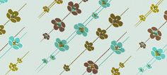 Floral 4 pattern by PeHaa