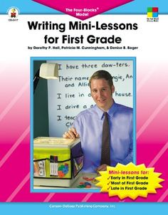 Writing Mini-Lessons for First Grade: The Four-Blocks® Model (Four-Blocks Literacy Model) by Dorothy P. Hall  $$