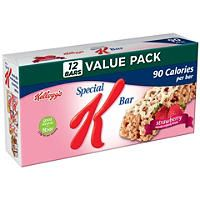 Kellogg's® Special K® Bars - Strawberry - 12 count - Sam's Club