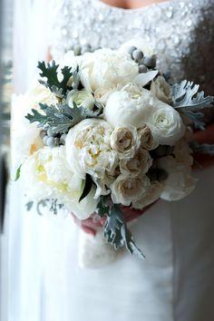 Bridal Bouquet - Fancy Flowers by Meredith | Fancy Flowers by Meredith