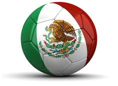 MEXICO, Gold Medal soccer, London 2012 Olympics