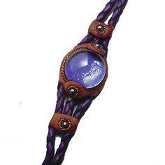 Tradição e beleza em forma de pulseira. Os adereços utilizados pelos camponeses na época medieval eram de bom gosto, transmitiam simplicidade.