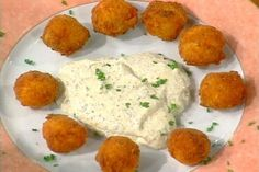 Get Mary Beth's Sauerkraut Balls Recipe from Food Network
