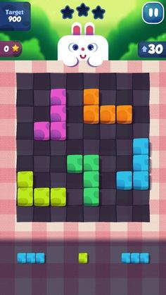 Game Gui, Game Icon, Block Puzzle Game, Mobile Game, Mobile Ui, Match 3, Game Concept, Game Assets, Game Design
