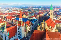 Turn your Munich airport layover into exciting mini-vacation! Visit our layover guide for some tips on how to leave the airport to do some sightseeing. Cologne, Berlin, Singles Cruise, Munich Germany, Bavaria Germany, Cruise Vacation, Best Cities, Germany Travel, Places To See