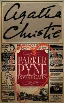 Parker Pyne Investigates, by Agatha Christie