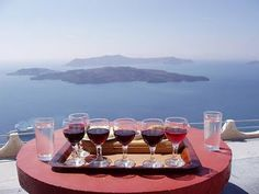 Greek Island .  Let's All Gather Here!!