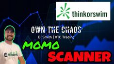 The BEST SCANNER setup for ThinkOrSwim | MOMENTUM
