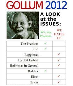 The Hobbit Mega Compilation (45 Pics) Gollum
