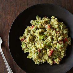 Guacamole Quinoa recipe on Lime Quinoa, Vegetarian Recipes, Healthy Recipes, Recipe Directions, How To Cook Quinoa, Top Recipes, Morning Food, Food 52, Gourmet