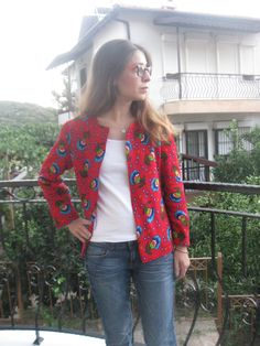 This Pin was discovered by Çiğ Jacket Style Kurti, Remake Clothes, Latest Dress, Baby Knitting Patterns, Fabric Design, Womens Fashion, Fashion Trends, Fashion Dresses, Couture