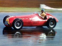 1950 Alfa Romeo 158 (Juan Manuel Fangio)