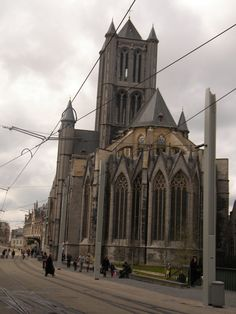 #Gent City Break, Barcelona Cathedral, Belgium, Building, Travel, Voyage, Buildings, Viajes, Traveling