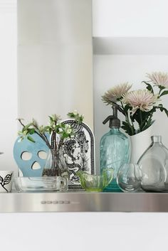 my scandinavian home: Home tour: Anne Louise Breiner