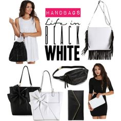 Handbags by windsorstore on Polyvore featuring Almost Famous