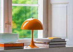 Panthella Mini lamp by Louis Poulsen