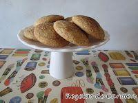 Galletas de canela (Snickerdoodle)