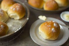 Soft White Dinner Rolls Recipe