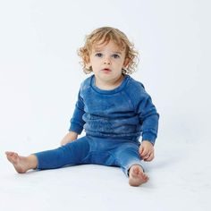 Mini Munster Fangs fleece in blue with funky monster on the front. Wash pigment blue for your stylish little one. Put back with any Mini Munster pants or track 2 Year Old Baby, Stylish Baby, Baby Boy, Mini, Boys, Outfits, Clothes, Collection, Baby Boys