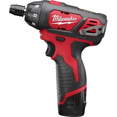 M12™ Cordless Lithium-Ion Screwdriver Kit | Milwaukee Tool
