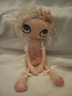 by Lesley Jane Dolls  Adorable!!!