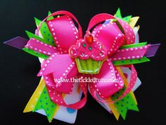 Only for Cupcake Divas Boutique Bow! $12.50