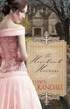 Enter for a chance to win an e-copy of The Hesitant Heiress by Dawn Crandall! Giveaway is open to the US and ends 8/21.  http://christianbookshelfreviews.blogspot.com/2014/08/interview-giveaway-dawn-crandall-author.html